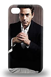 Hot Iphone 3D PC Case Cover Protector For Iphone 4/4s Robert Downey Jr American Male Chaplin ( Custom Picture iPhone 6, iPhone 6 PLUS, iPhone 5, iPhone 5S, iPhone 5C, iPhone 4, iPhone 4S,Galaxy S6,Galaxy S5,Galaxy S4,Galaxy S3,Note 3,iPad Mini-Mini 2,iPad Air )