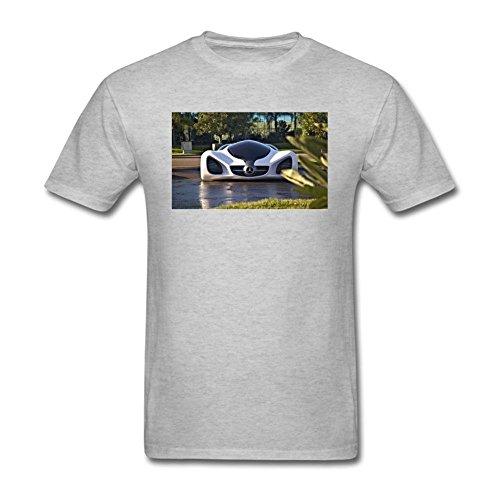 Men's Car1 Short Sleeve T-Shirt