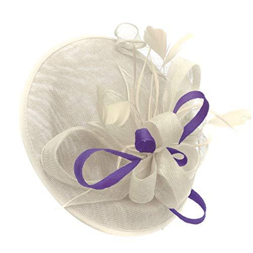 Caprilite Lavanda Púrpura La Pelo Para El Cinta Mujer De rnSXfr8qw0