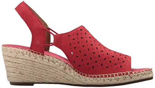 sale best CLARKS Women's Petrina Gail Platform Red Nubuck best cheap online pay with paypal cheap price WP5sGxb3z