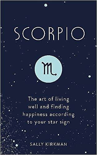 astrological scorpio description