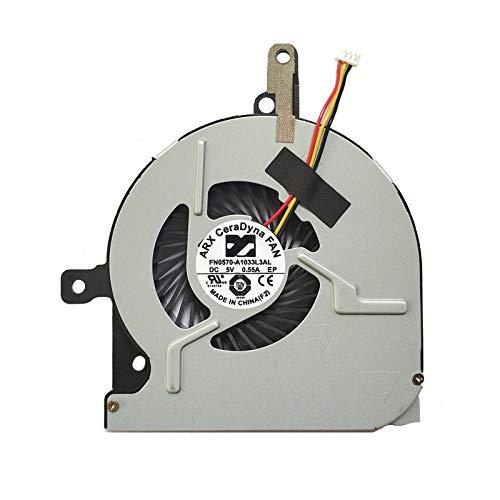 Cooler MF60070V1-C330-G99 para Toshiba Satellite C50-B C50D-B C50DT-B C50T-B C55-B C55D-B C55T-B C55-B5100 C55-B5200 C55