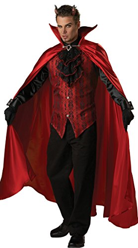 Handsome Devil Costume - Large - Chest Size 42-44