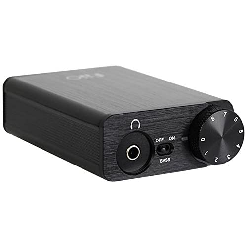 FiiO - E10K Olympus USB DAC and Headphone Amplifier - Black