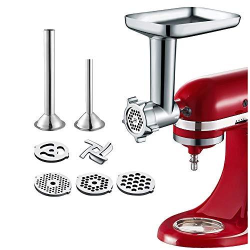 kitchen aid food grinder strainer - 7