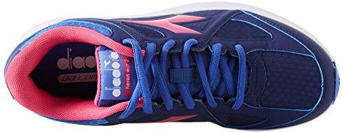 Win Femme Multicolore W Running Ottico Heron Diadora Stampa bianco C0982 De 2 blu Chaussures q5aTx18