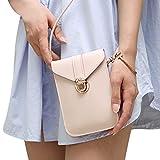 TIANRUN Fashion New Female Bag Retro Shoulder Messenger essenger Mini Bags (Beige)