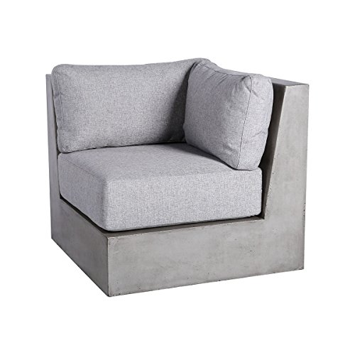 Lannister Outdoor Sofa Cushions For Corner Unit - Set Of 3