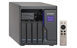 QNAP TVS-682-i3-8G-US 6 Bay NAS/iSCSI IP-SAN, Intel Skylake Core i3-6100 3.7 GHz Dual core (B01GF7WKEK) | Amazon Products