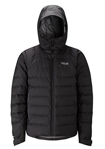 Rab Valiance Jacket - QDN-62-BL-L from RAB
