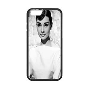 Generic Case Audrey Hepburn For iPhone 6 4.7 Inch 445C6T8304