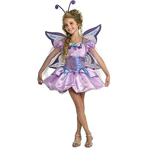 Teen Butterfly or Fairy Costume - Tween (Child 12-14) -