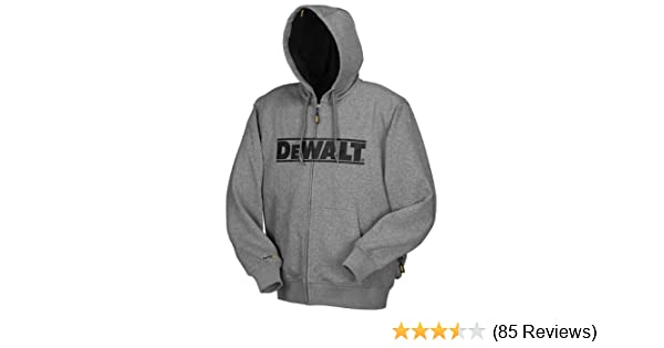 79a39c497c Amazon.com  DEWALT DCHJ068B-2XL 20V 12V MAX Bare Hooded Heated Jacket