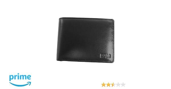 Cartera para hombre Boss, color negro (50128297).: Amazon.es: Zapatos y complementos
