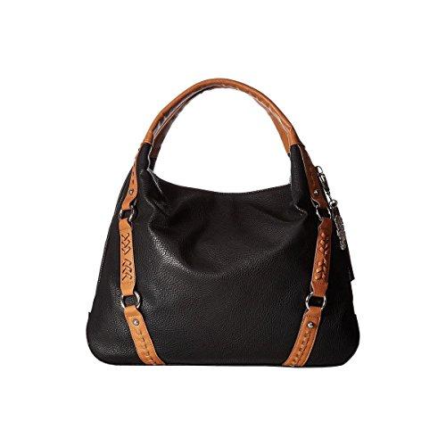 Jessica Leather Hobo Bag - 8