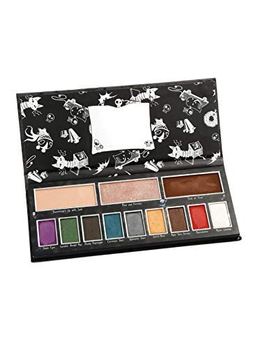 The Nightmare Before Christmas Wonderful Nightmare Eyeshadow Palette]()