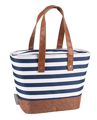 Navy Summerhouse Coast Bag 15 litre Tote Cool q8qpw