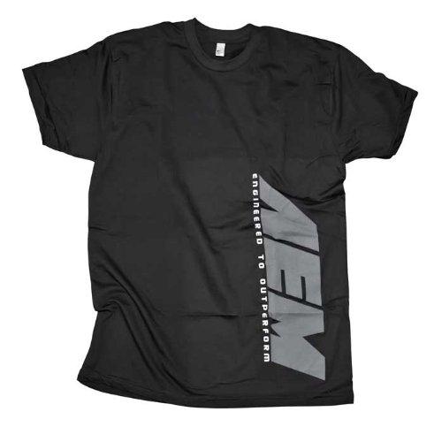 UPC 024844310972, AEM 01-1303-L Classic Black Large T-Shirt
