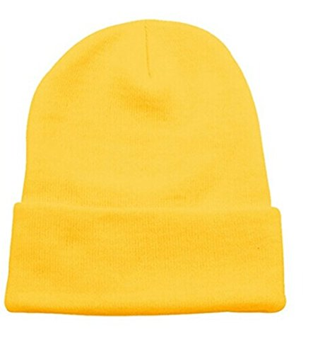 GUAng (Yellow Beanie Hat)