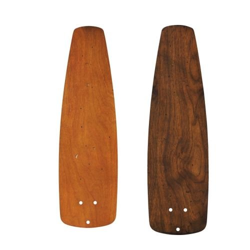Cherry Wood Fan Blades - 2