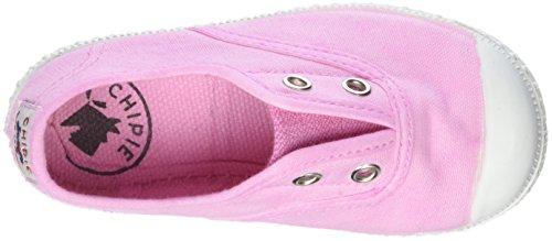 Chipie Josepe 3, Zapatillas de Lona Niños Rosa (Rose Pink)