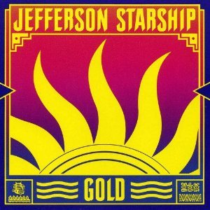 Image result for GOLD JEFFERSON STARSHIP