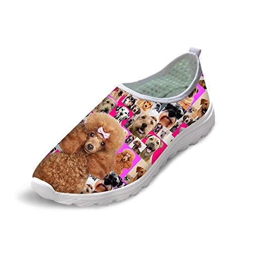 Sneaker Traspirante In Maglia Traspirante Lady Sneakers 41