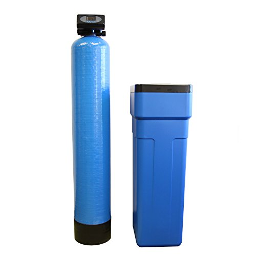 Tier1 48,000 Grain High Efficiency Digital Water Softener for Hard Water by Tier1