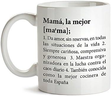 Taza con mensaje - Definición Original de la Mejor Mamá ...
