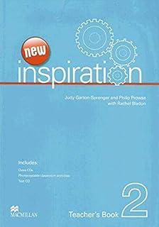 New Inspiration 3 Teachers Book