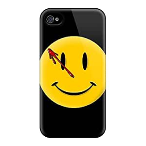 Tpu Case For Iphone 4/4s With Watchmen
