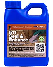 Miracle Sealants SG 511 Seal and Enhance Penetrating Sealer and Color Enhancer