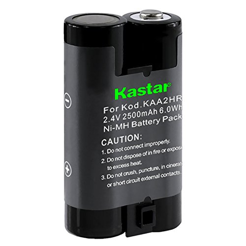 (Kastar Ni-MH Battery KAA2HR Compatible with Kodak EasyShare C875 CW330 Z1275 Z700 Z740 Z885 DX3500 DX3600 DX3700 DX3900 DX4330 DX4530 DX4900 DX6340 DX6440 CX7300 CX7330 CX7430 CX7530 Camera and More)