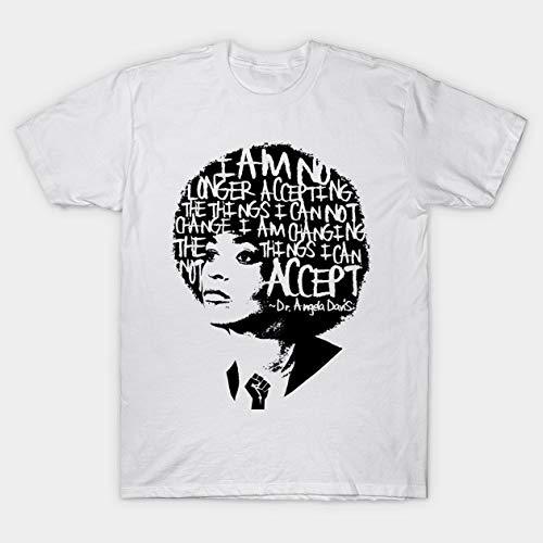 for everyone/… Ari Tee Ang-ela Da-vis T-Shirt Long Sleeve Pullover Hoodie Swearshirt