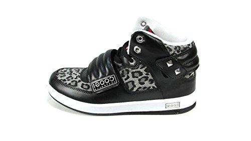 Sneaker Coogi Kids Black Stein Fashion qXxtHCa