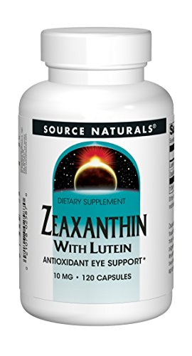 SOURCE NATURALS Zeaxanthin Lutein Capsule product image