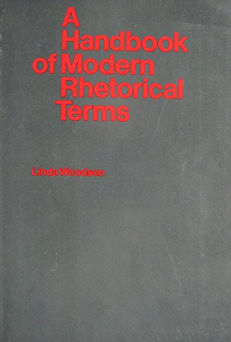 A Handbook of Modern Rhetorical Terms
