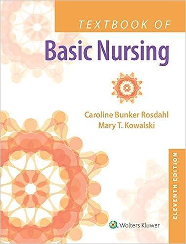 textbook of basic nursing 10th edition free