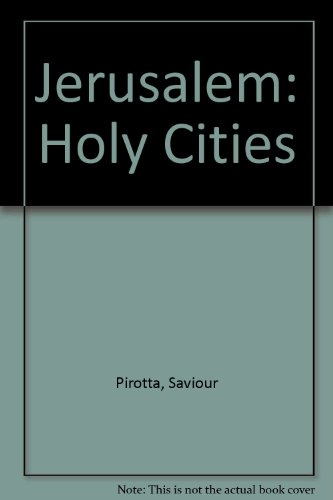 Jerusalem (Holy Cities) by Dillon Pr