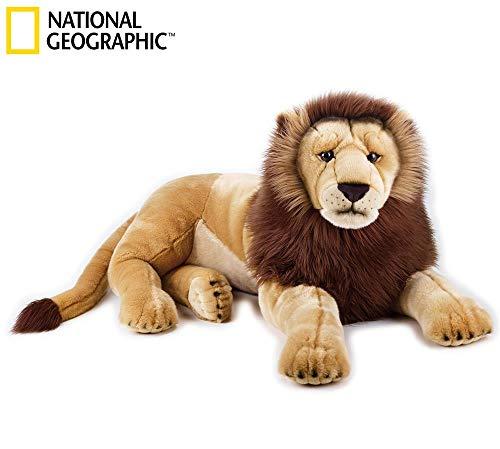 Leone National Geographic Amarelo Super Gigante