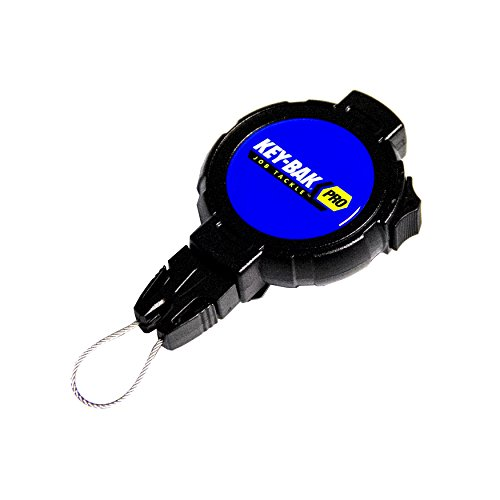 KEY-BAK Pro JobTackle Any Gear Tether with a 36