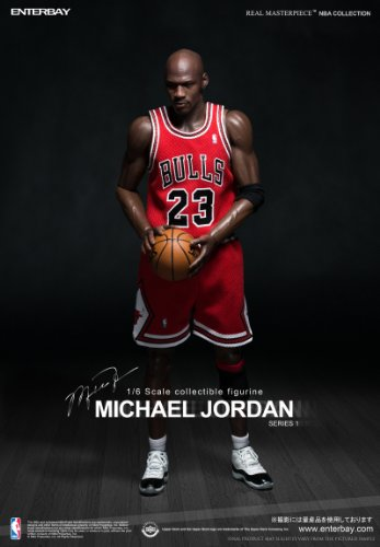 Real Masterpiece : 1/6 NBA Classic Collection Michael Jordan