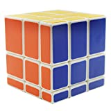 Bigood 3*3 Plastic Stickers Rubik Cube Mirror Speed Cube