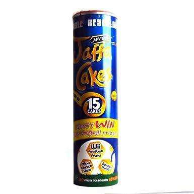 McVitie's Original 15 Jaffa Cakes Tube, ...
