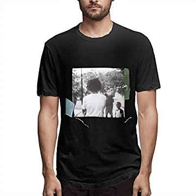 Men's Short Sleeve T Shirts J Cole 4 Your Eyez Only Graphic Print Leisure