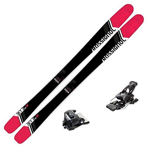 2017 Rossignol Women's Sky 7 HD Skis W/ Tyrolia Attack 13 Bidnings