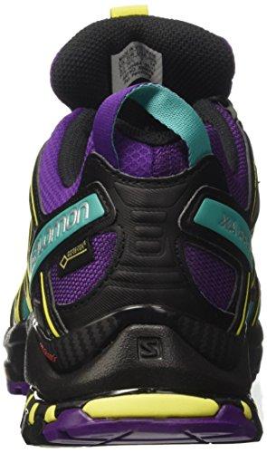 dynasty Xa dynasty Acai 3D black GTX Green black Damen Pro Traillaufschuhe Violett Green Acai Salomon qOz15U