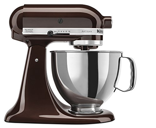 Aluminum Mixing Bowl (KitchenAid KSM150PSES Artisan Series 5-Qt. Stand Mixer with Pouring Shield - Espresso)