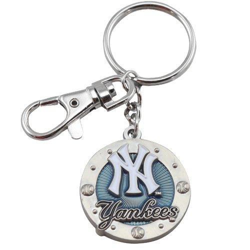 MLB New York Yankees Impact Keychain