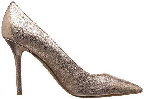 Dolce Vita Women's Mika Pump Rose Gold Leather EdVkx5oMG